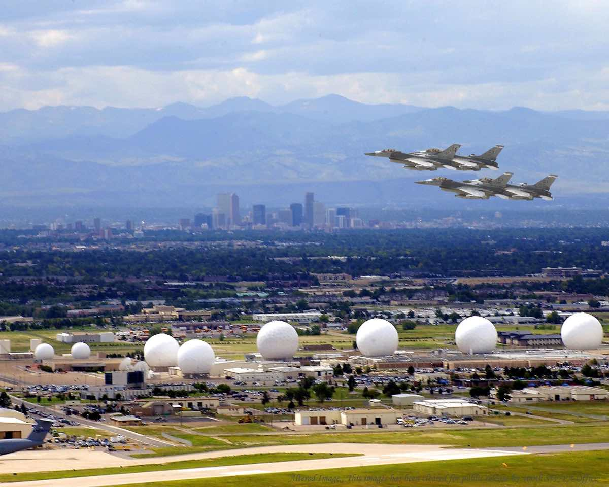 Buckley AFB