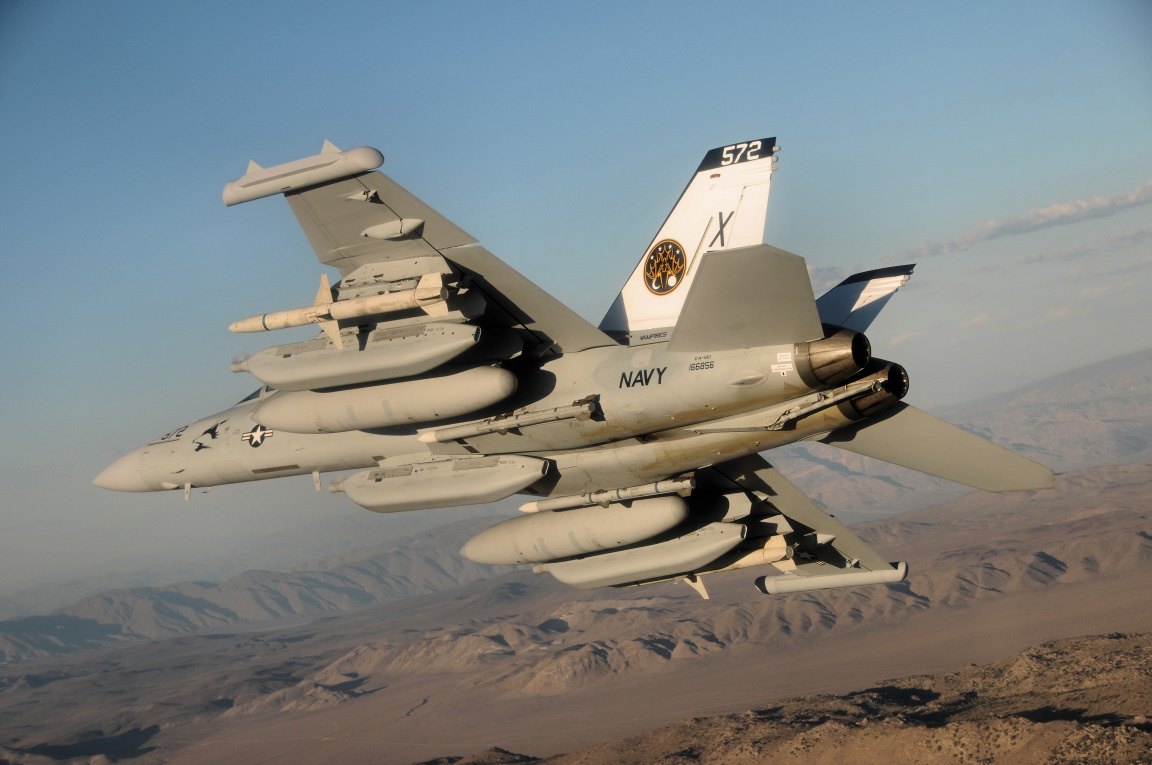 most expensive military jets, ea-18g growler