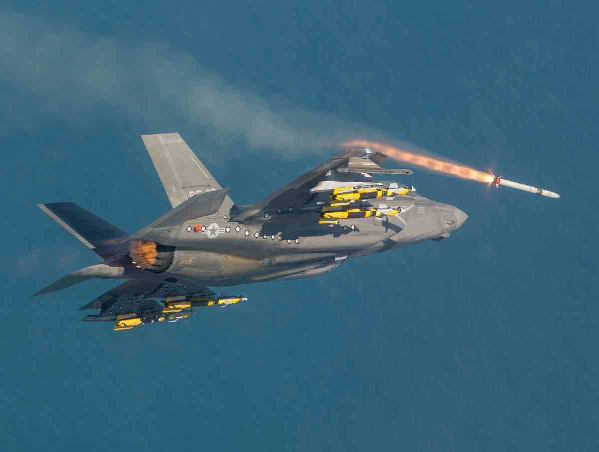 F-35 Beast Mode