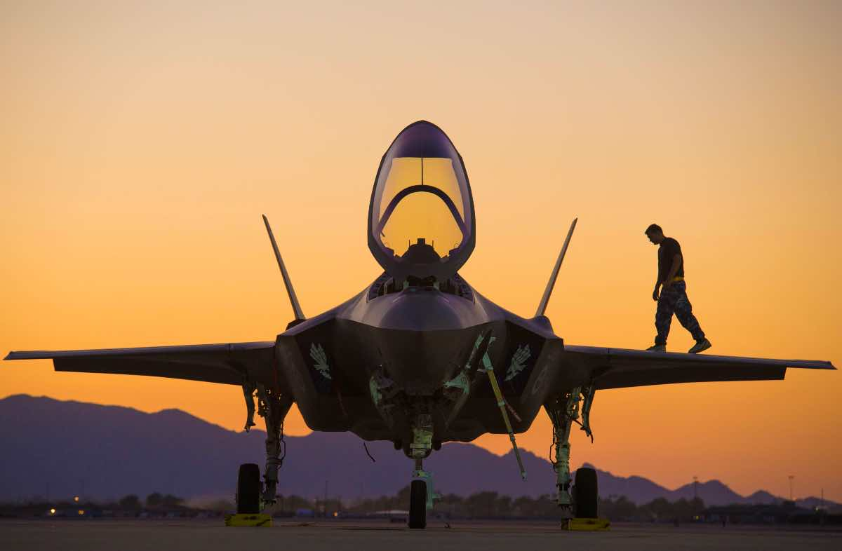 F-35 at Luke AFB