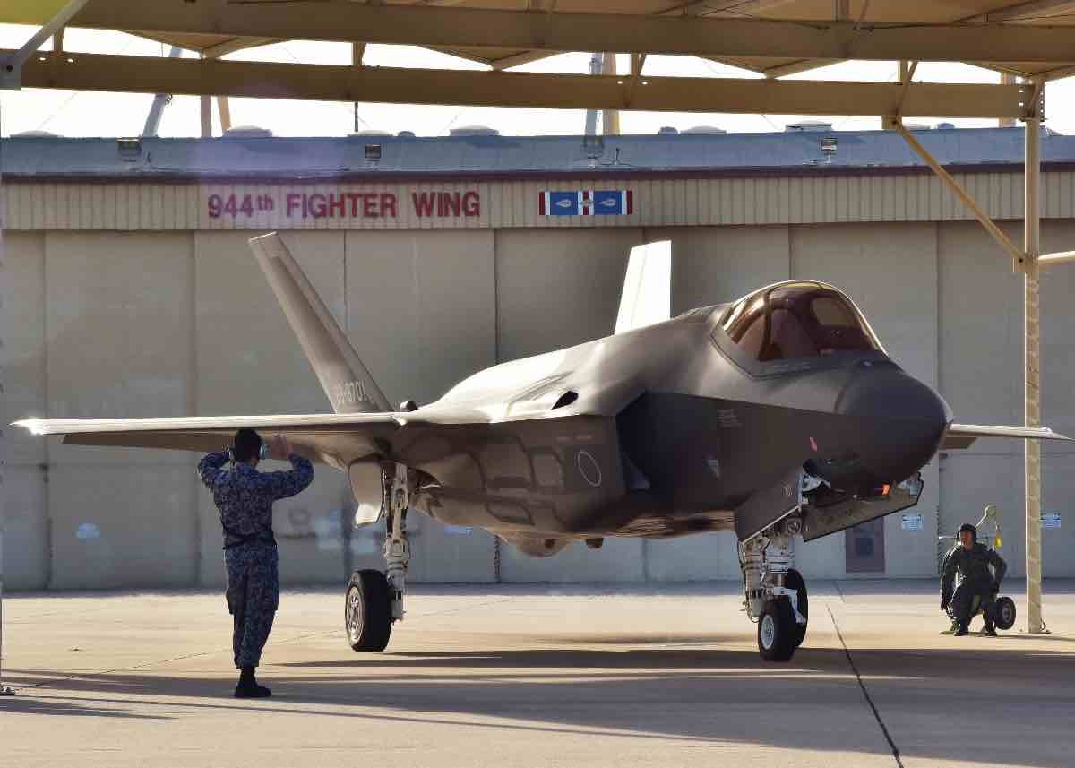 F-35 from Japan