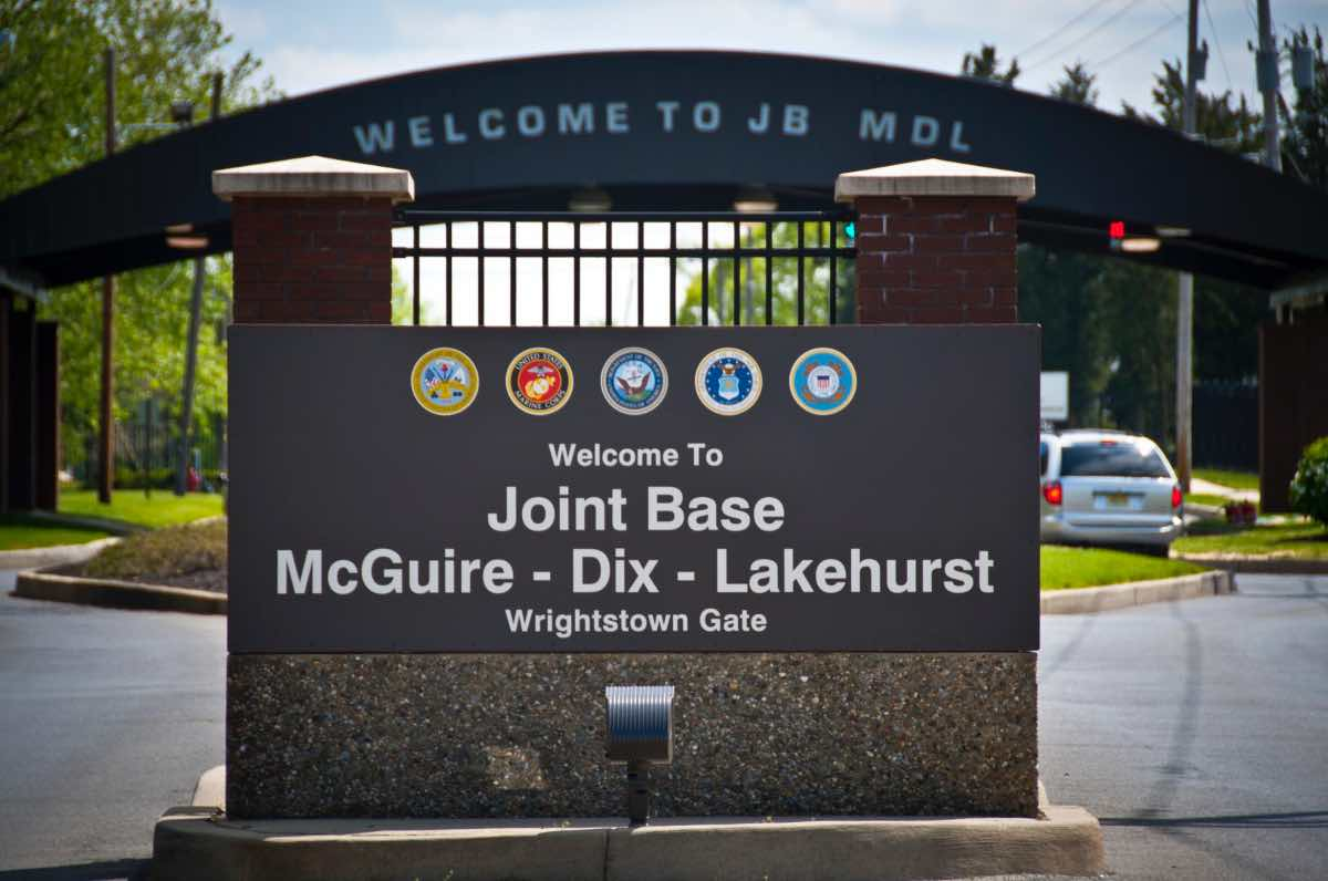 Joint Base MDL