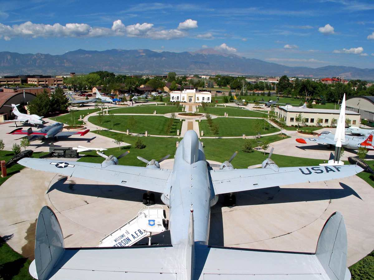 Peterson AFB museum
