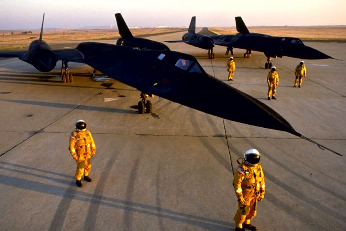 SR-71 Facts