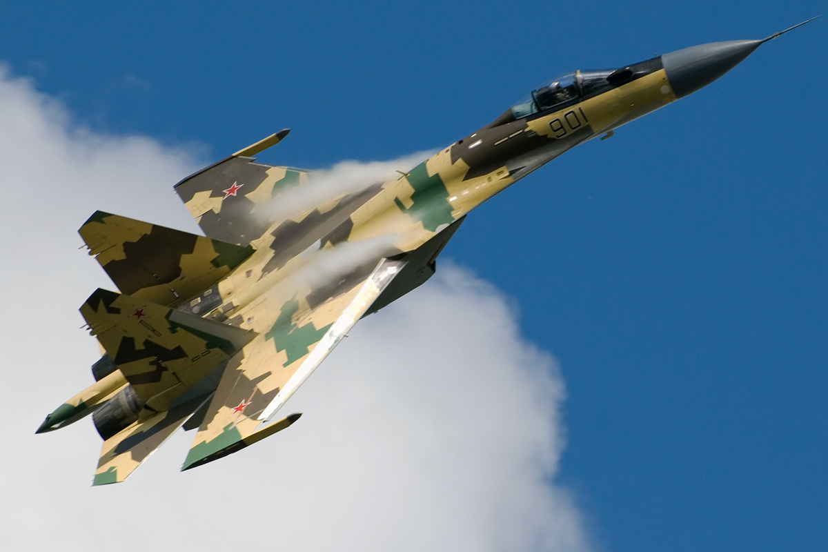 most expensive military jets, Su-35