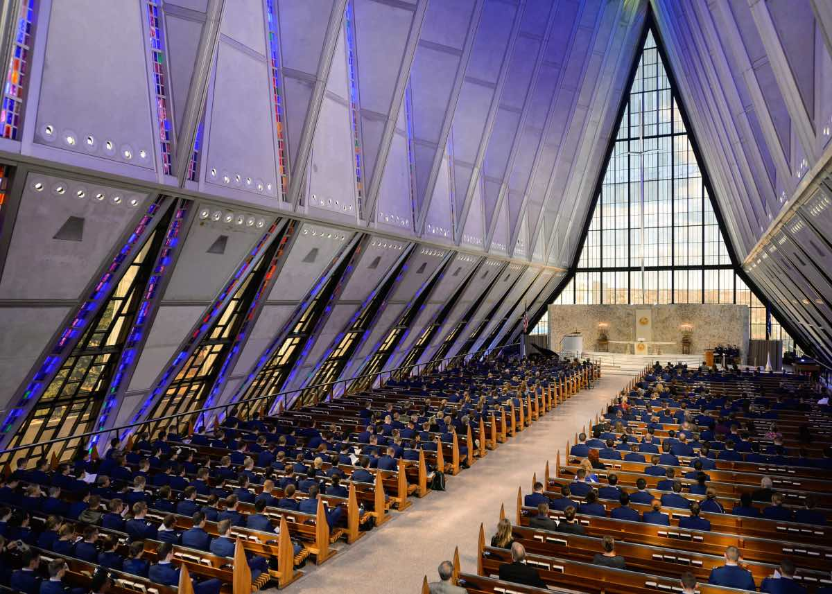 US Air Force Academy Chapel