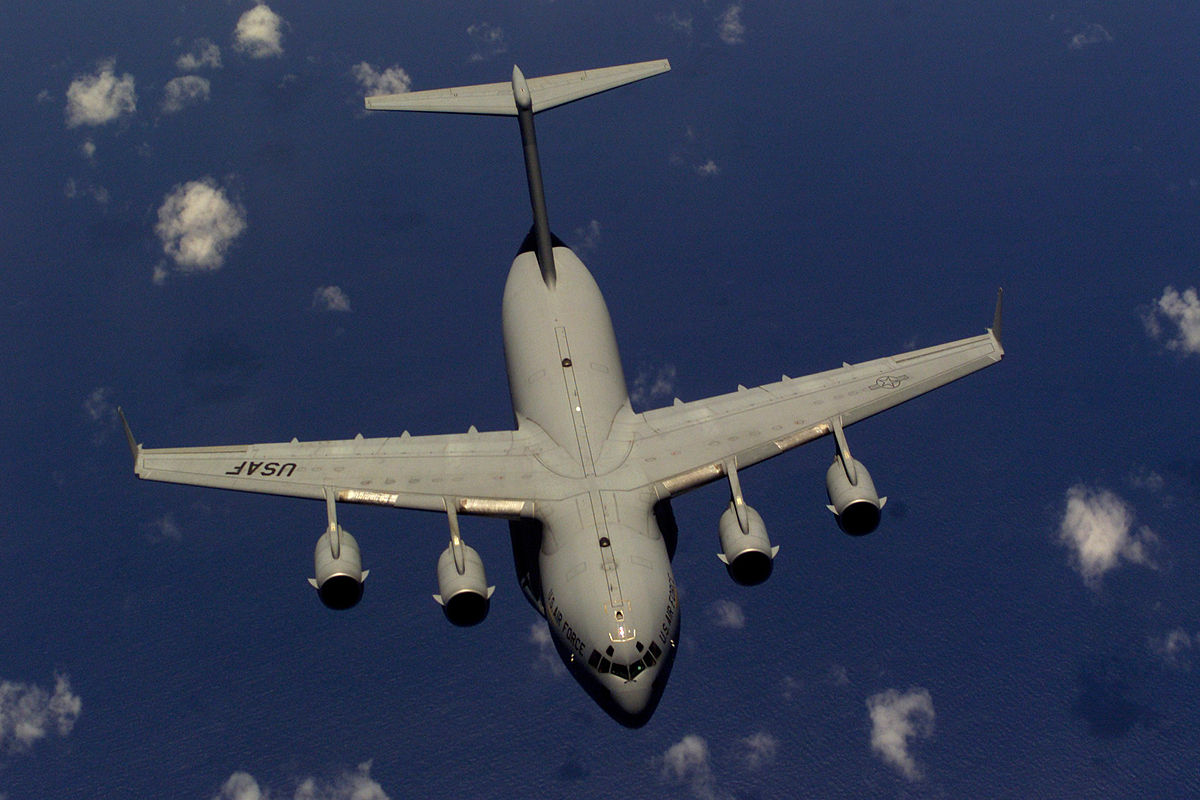 C-17 Wings, C-17 Facts