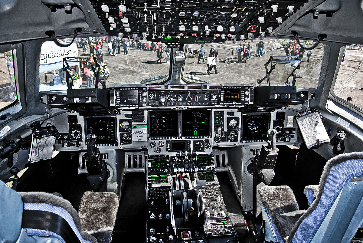 C-17 Cockpit, C-17 Facts