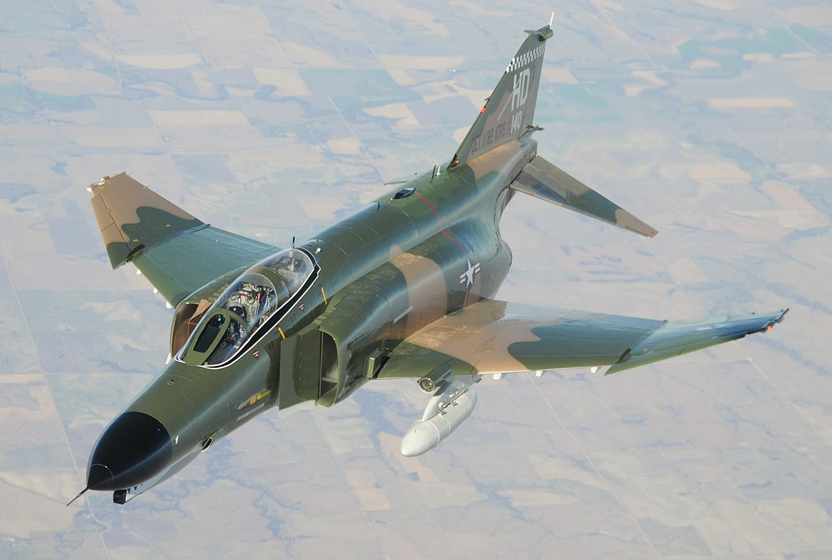 Holloman F-4 Phantom II