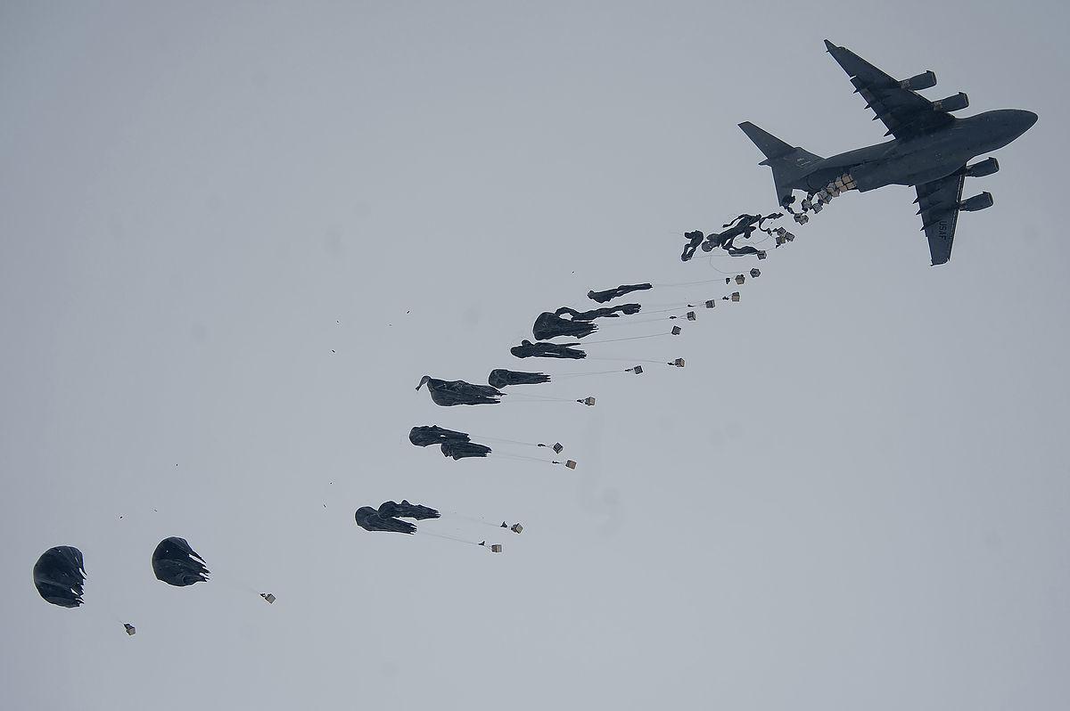 C-17 Fuel Drop, C-17 Facts