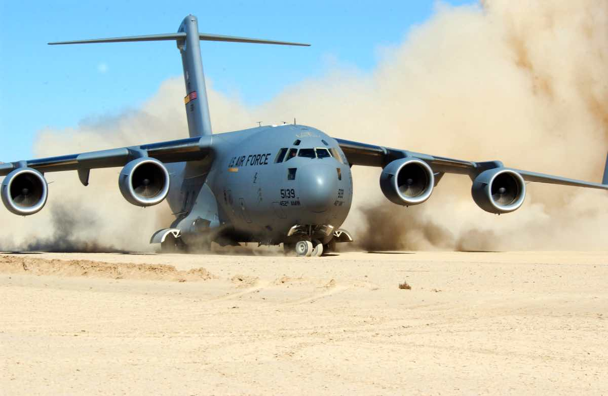 C-17 Austere Runways