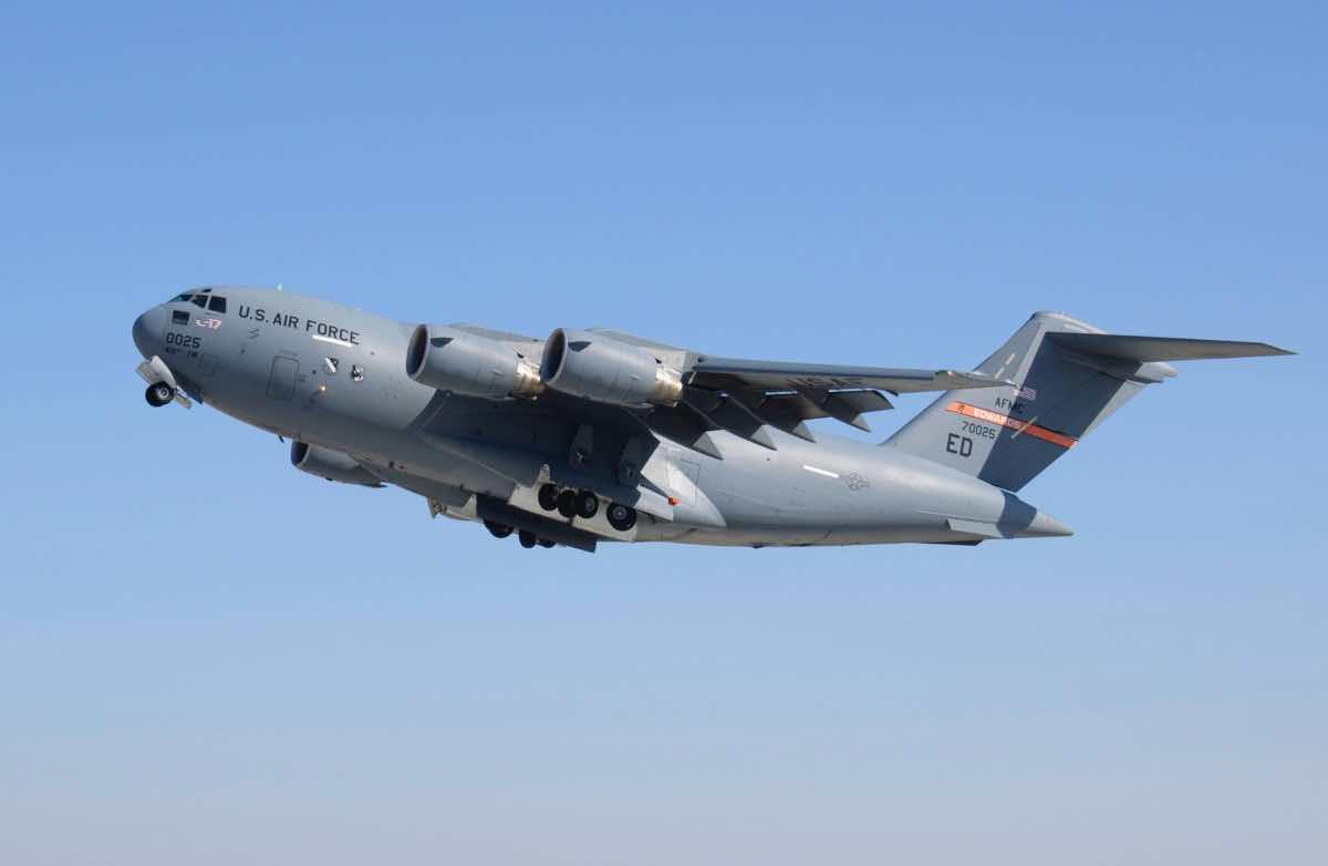 C-17 Cost, C-17 Facts