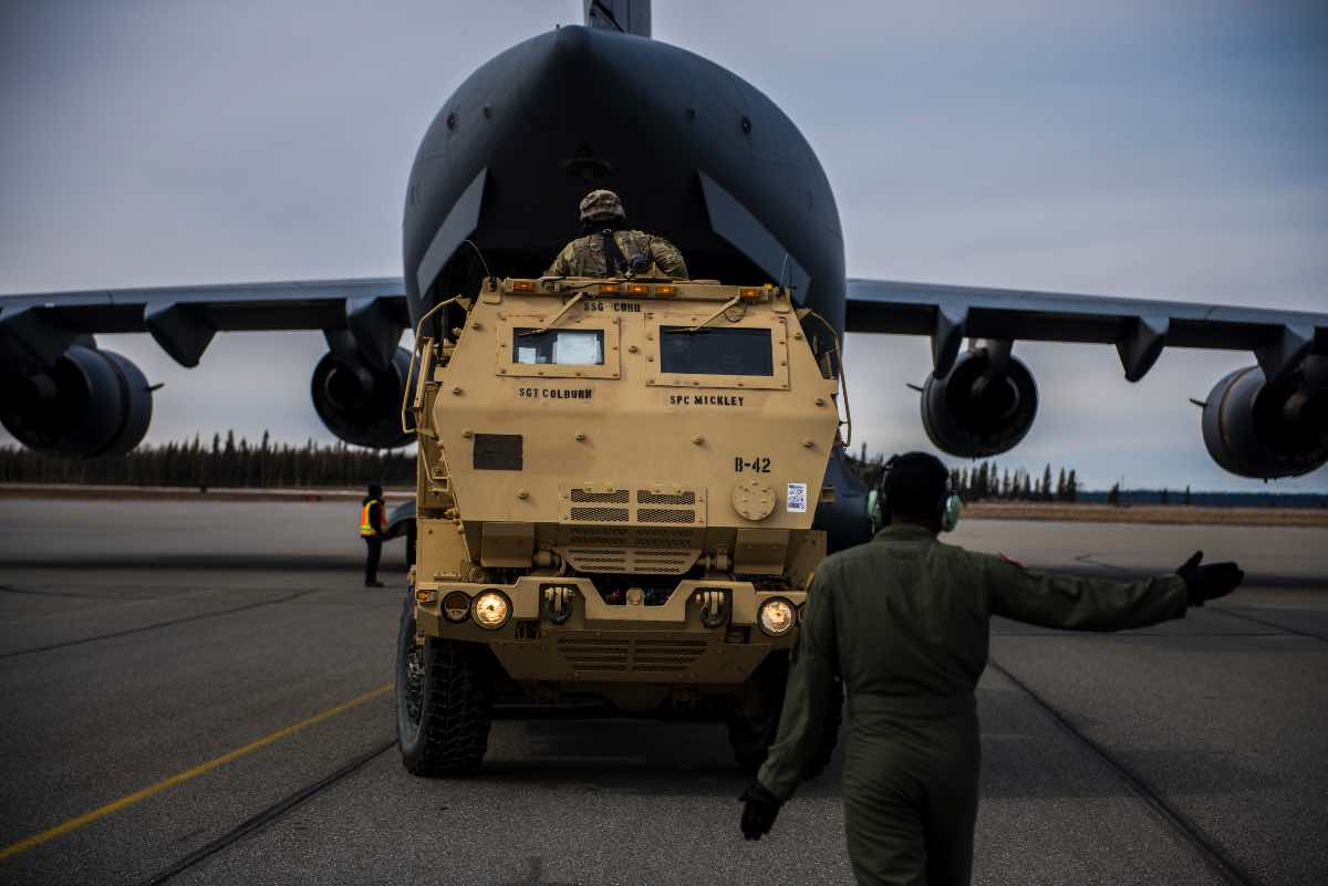 C-17 Payload
