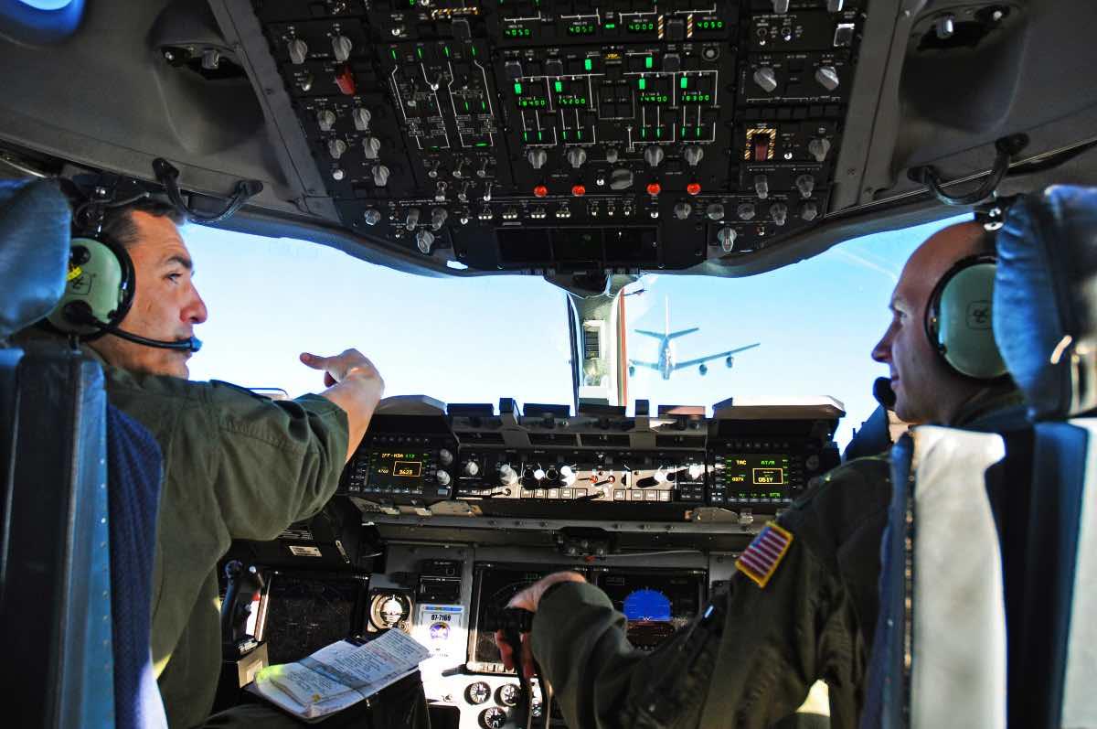 C-17 pilots, C-17 Facts