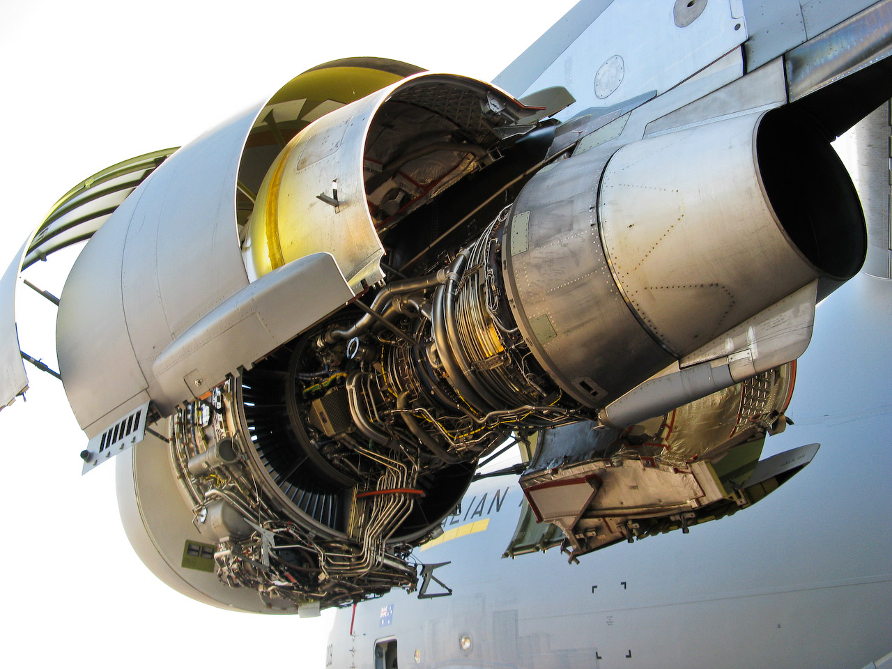 C-17 Engine, C-17 Facts