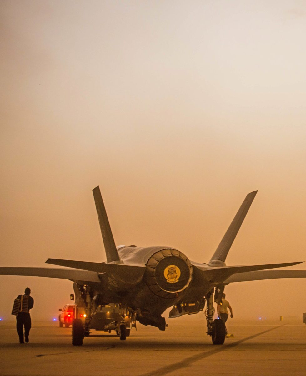 F-35 monsoon 2