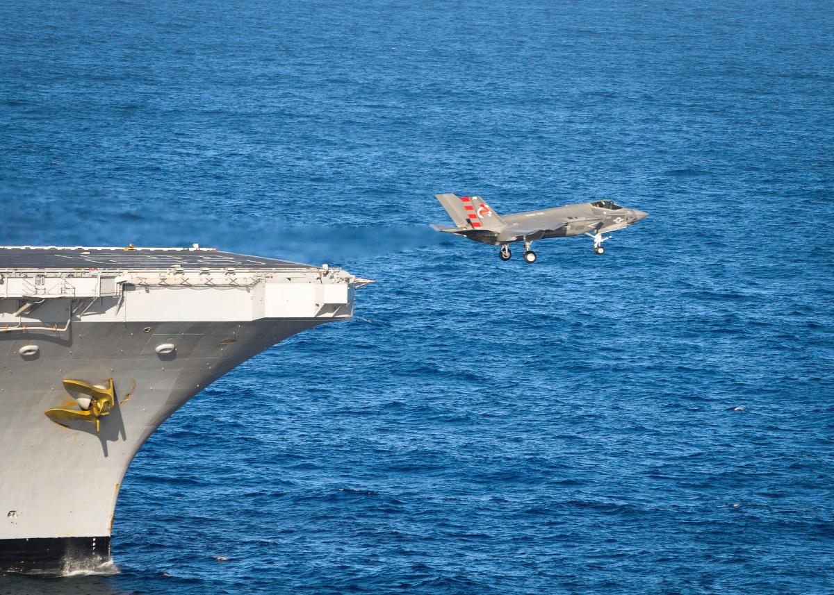 Navy F-35