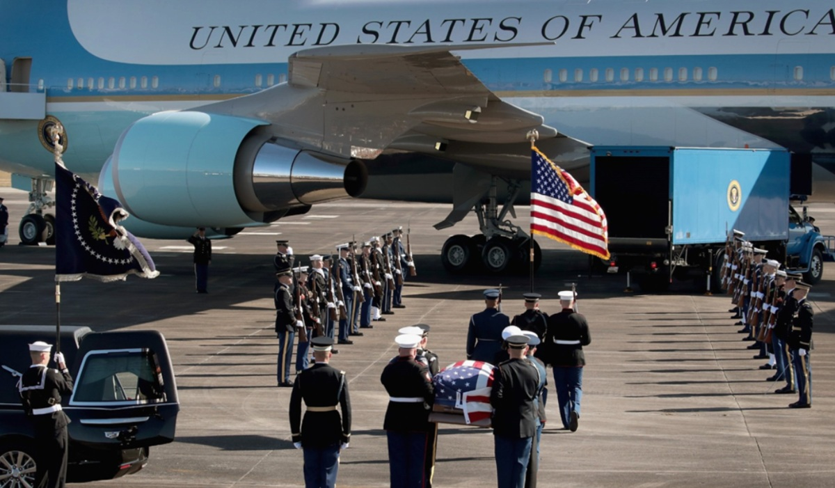 Air Force One, Special Mission 41