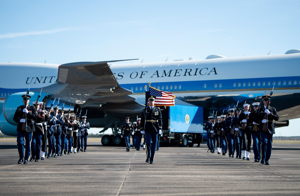 Air Force One facts, 89th Airlift Group