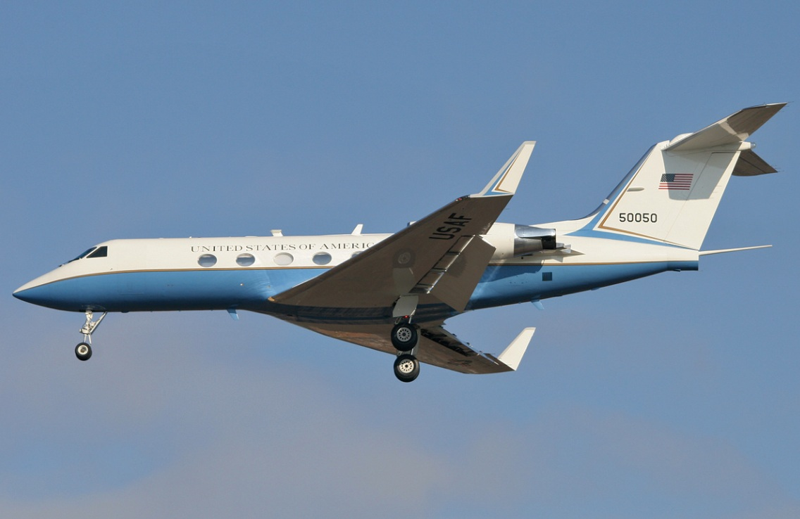Air Force One facts, Gulfstream C-20C