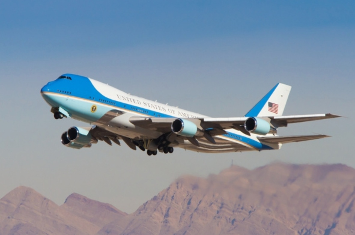 Air Force One facts, defense