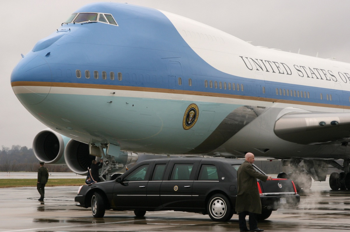 Air Force One facts, details