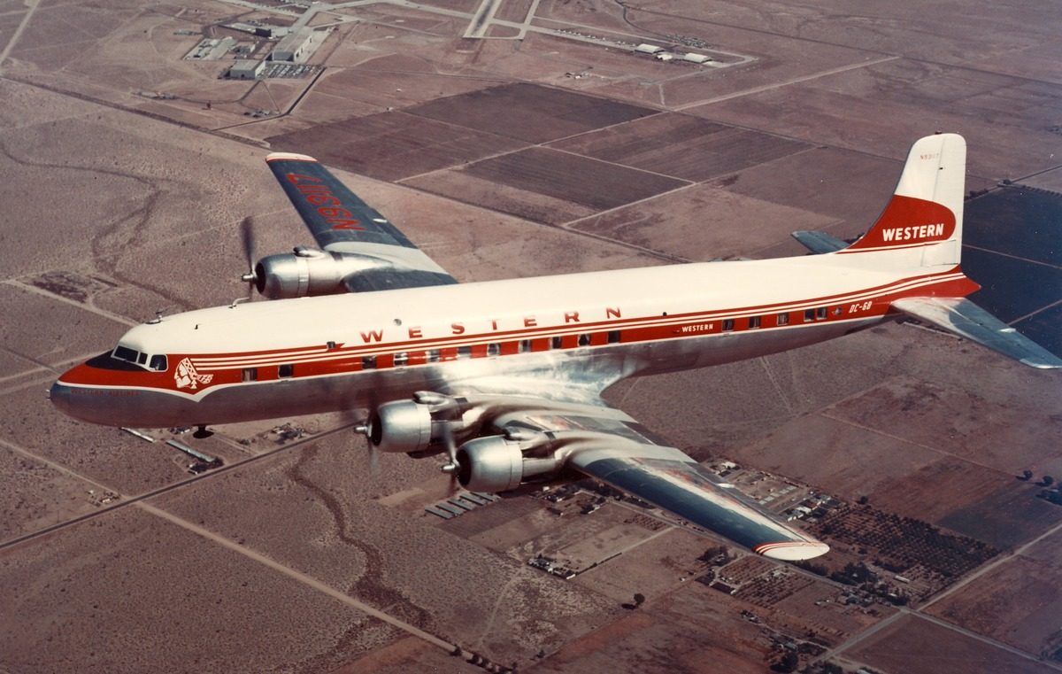 Air Force One facts, DC-6