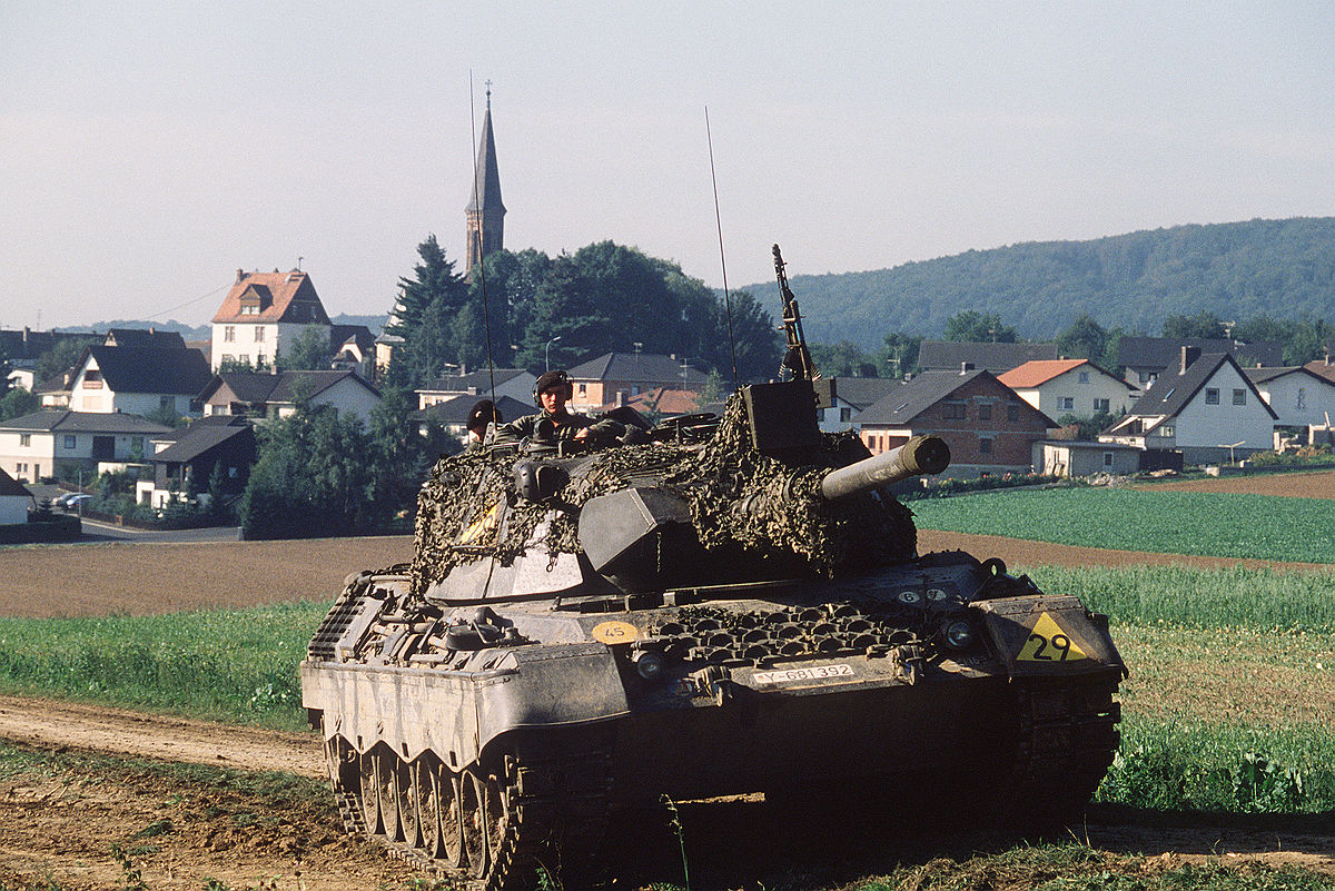 Leopard 1 Main Battle Tank, military tanks for sale to civilians