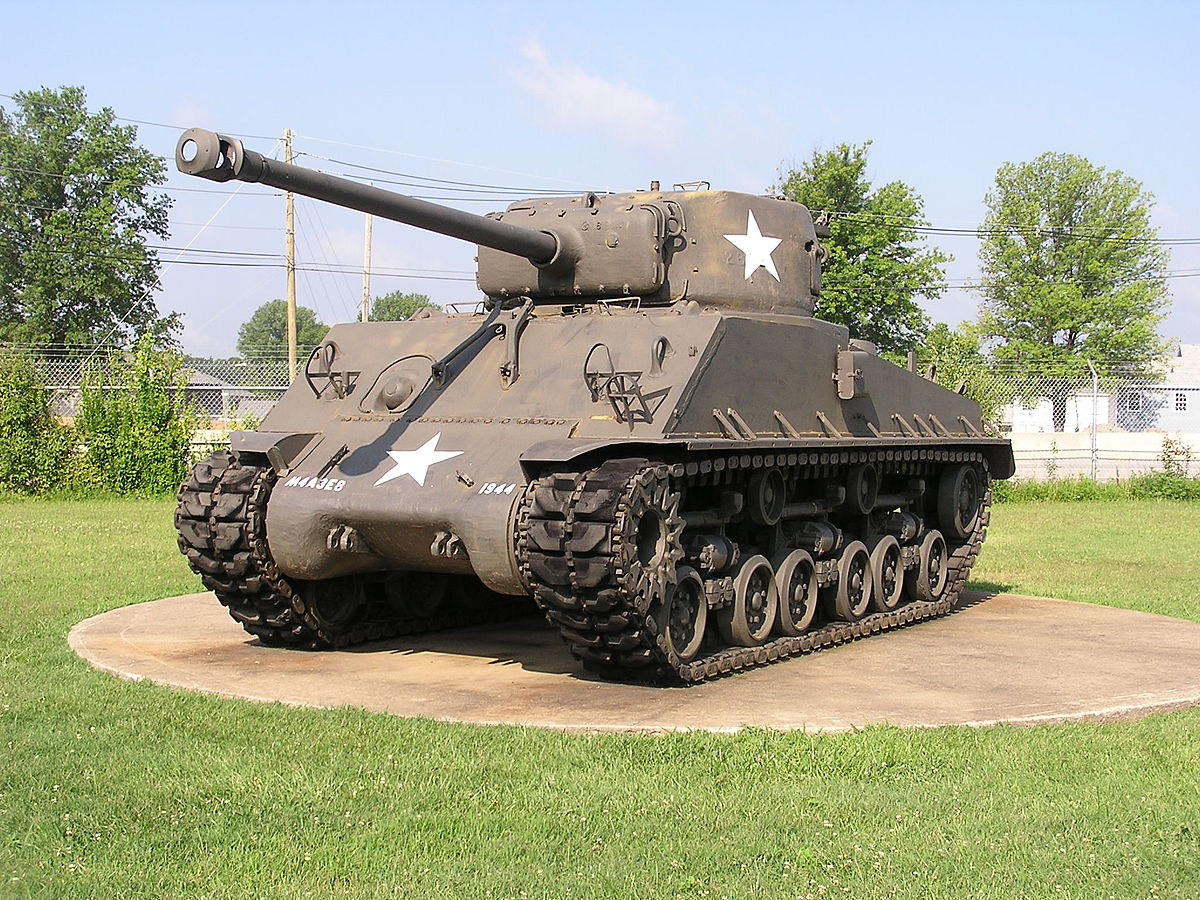 M4 Sherman Tank, tanks for sale