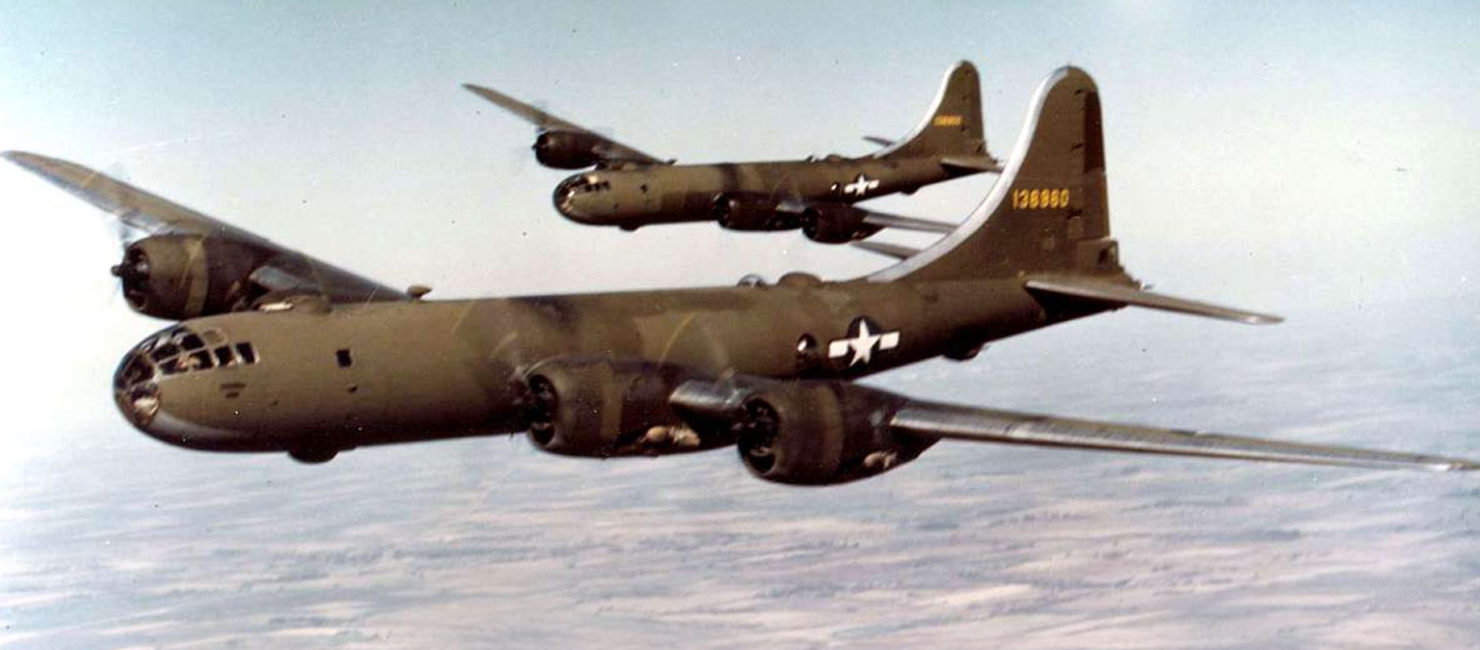 The B-29 Superfortress Bomber | Military Machine