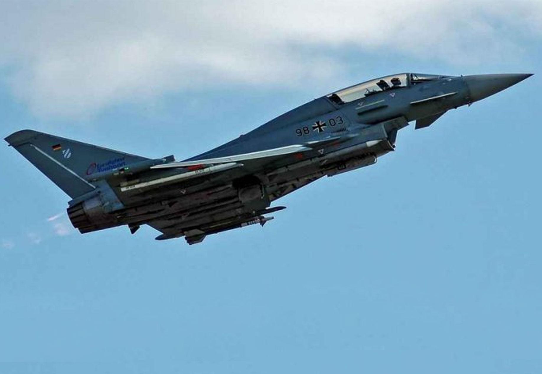 The Eurofighter Typhoon - Still Viable? | Military Machine