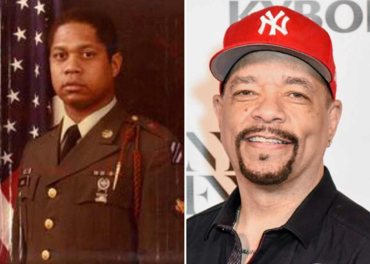 Ice-T in the Army
