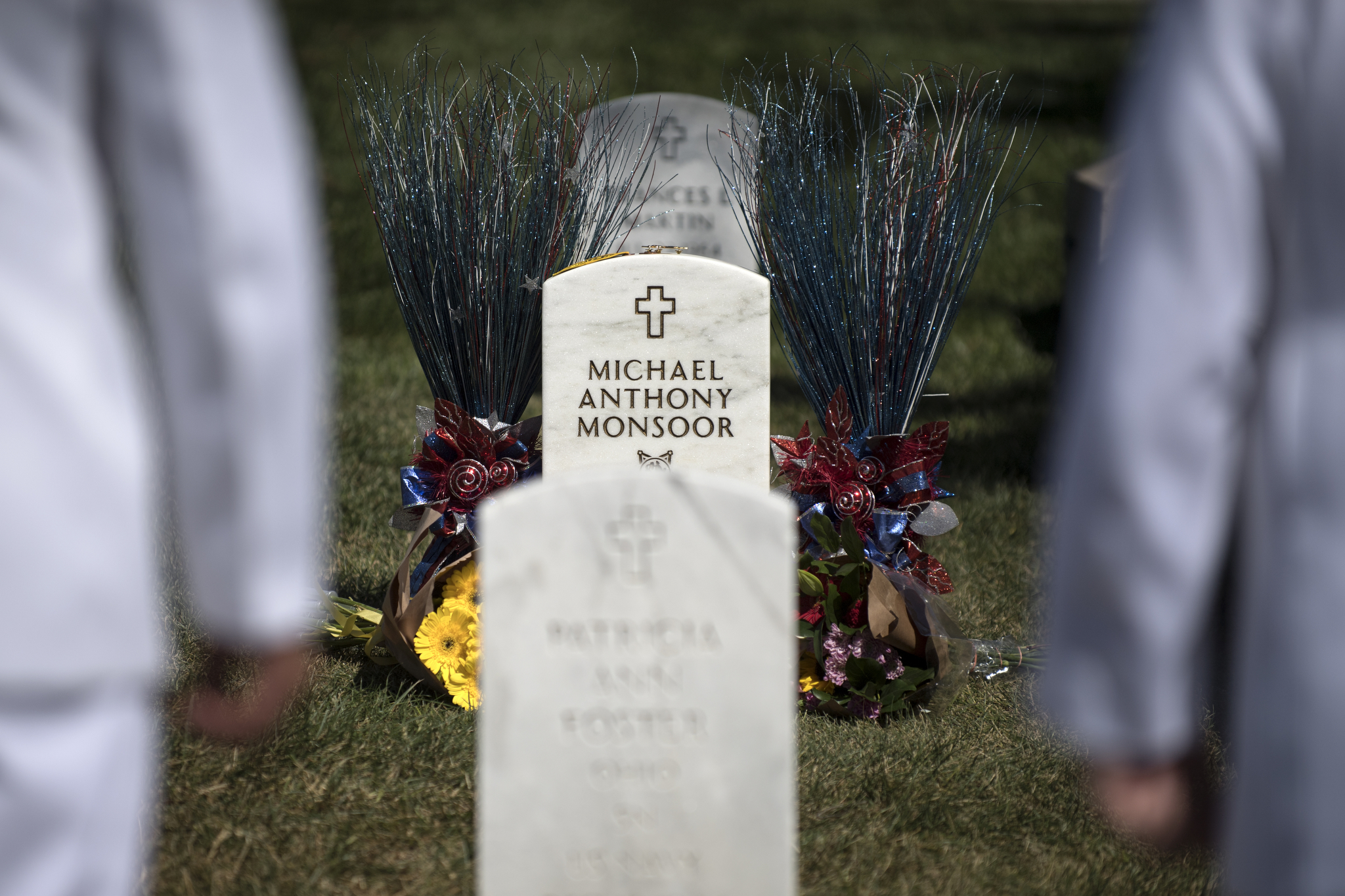 Medal of Honor Michael Monsoor Memorial Service