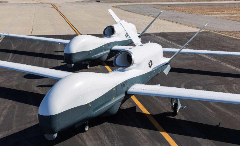 Northrop Grumman MQ-4C Triton.
