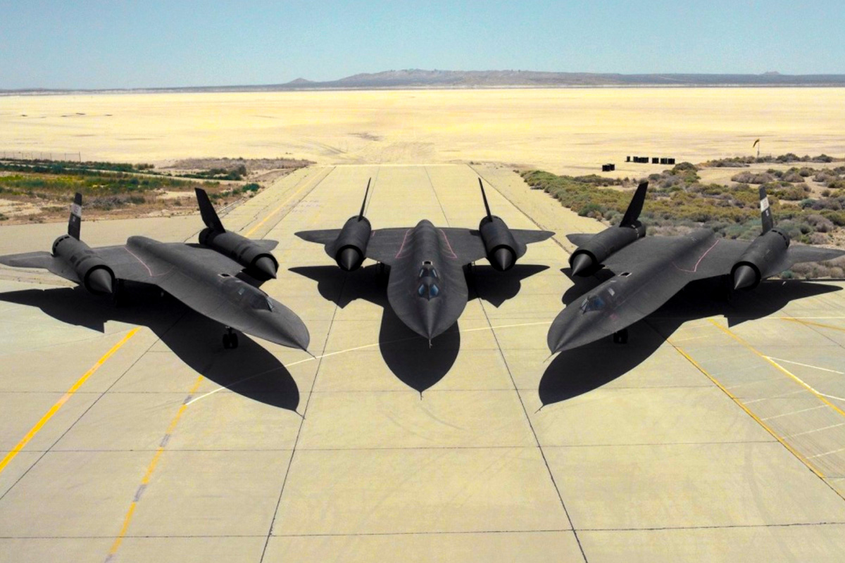 SR-71 Facts: 29 Details That Might Surprise You | Military Machine