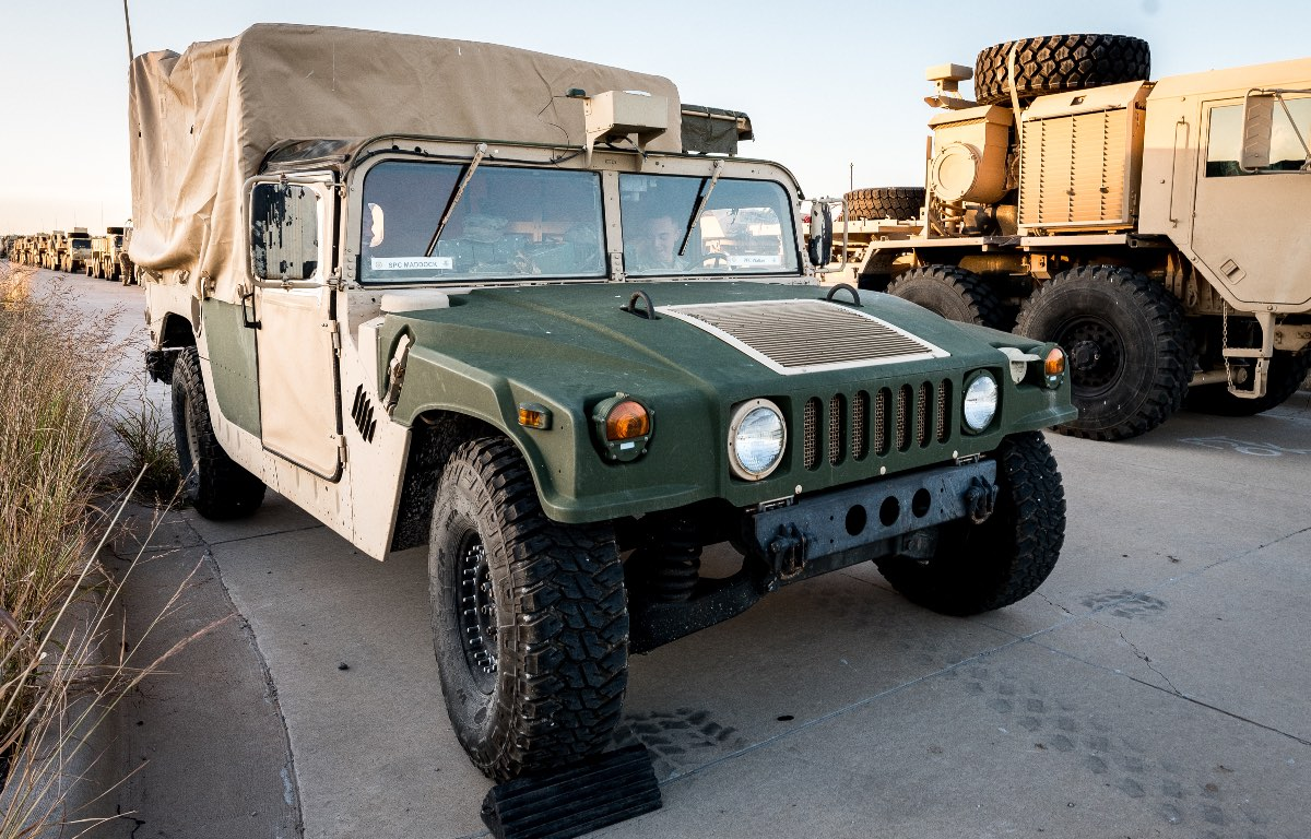 Humvee A2